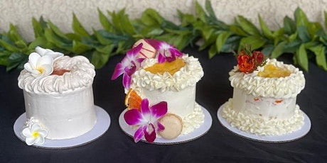 Cake Decorating Using Buttercream with Kalani Kakes tickets
