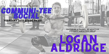 Monthly 'TLW Communi-TEE Social': Adaptive Crossfit Amputees tickets