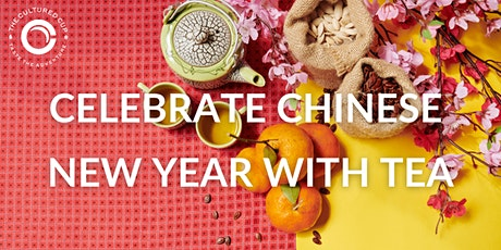 Celebrate Chinese New Year with Tea tickets