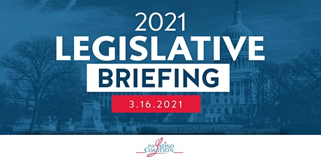 2021 Legislative Briefing tickets