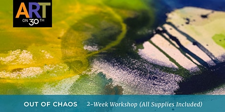 Out of Chaos: Principles of Composition 2-week Workshop tickets