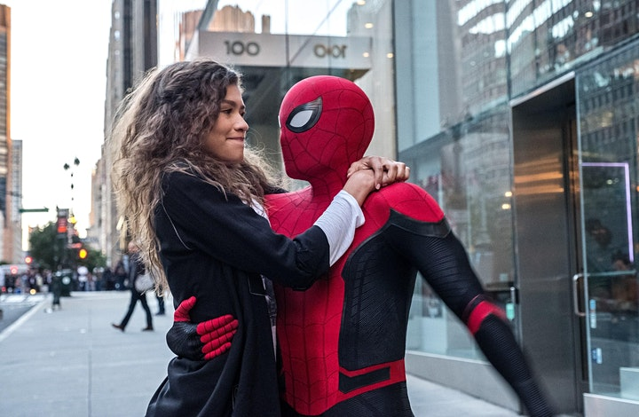 Starlite Drive In Movies - SPIDER-MAN: FAR FROM HOME image