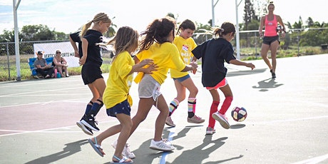 Tuesday Soccer, Group 2 ages 7-12yrs (4-5pm) tickets