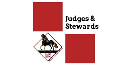 2021 PFHA Judges and Stewards Virtual Clinic tickets