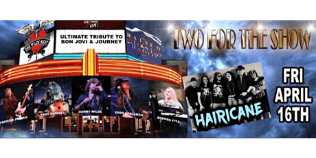 Bon Jovi / Journey Tribute with Hairicane tickets