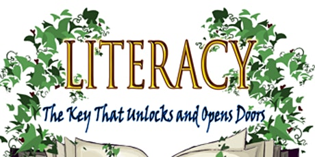 "SoMLA 2021 Virtual Conference ""Literacy, The Key that Unlocks Doors"" billets"