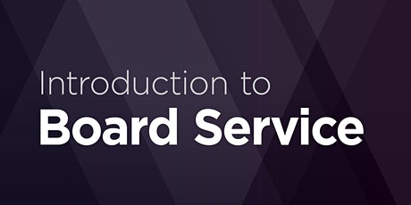 Introduction to Board Service tickets