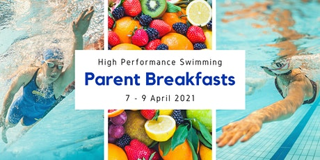 Parents Breakfast - Nutrition tickets