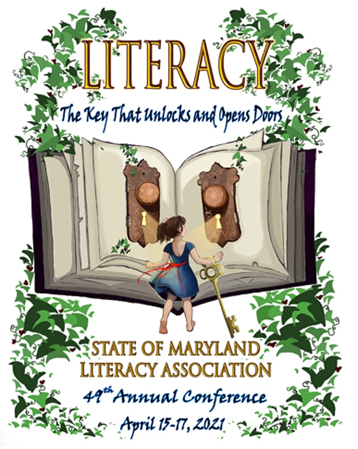 "SoMLA 2021 Virtual Conference ""Literacy, The Key that Unlocks Doors"" image"
