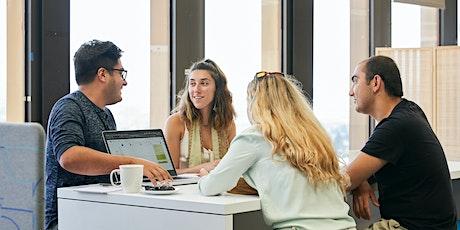 Berkeley SkyDeck Program Webinar- UC Founders tickets