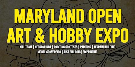Art & Hobby EXPO tickets