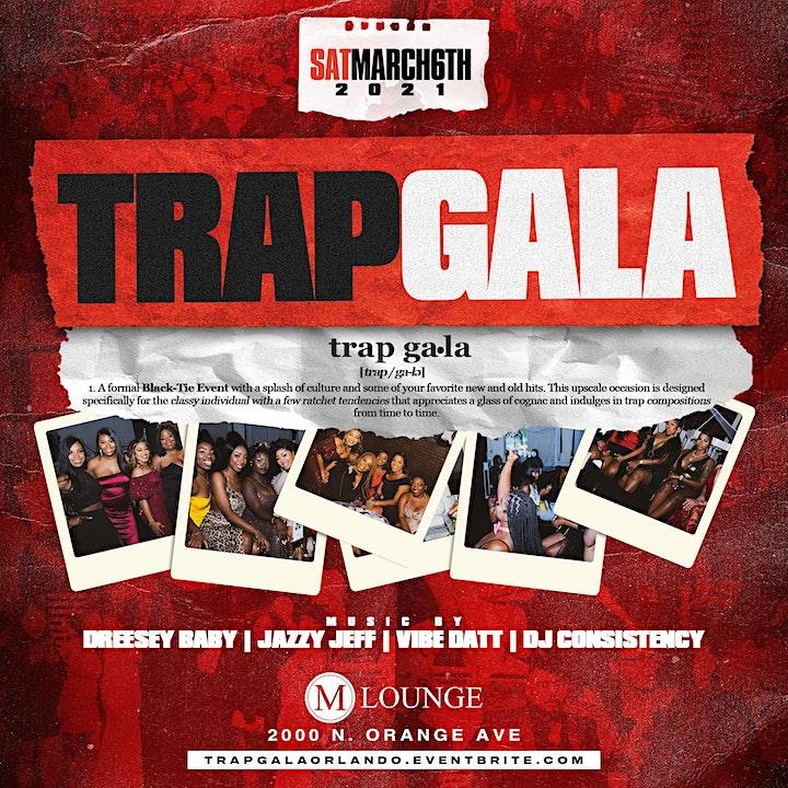 Trap Gala Orlando 2021 image