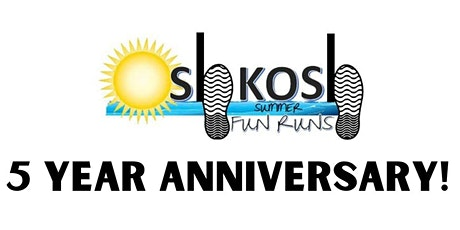 Oshkosh Summer Fun Run 2021 tickets