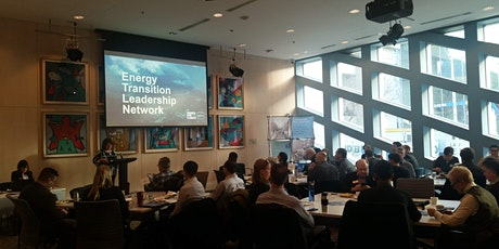 Energy Transition Leadership Network tickets
