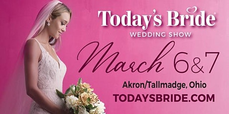 Today's Bride Akron Wedding Show tickets