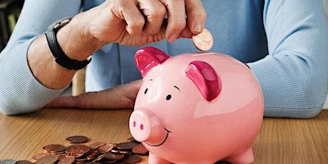 Salvation Army Moneycare Workshop tickets