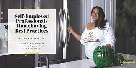 Self-Employed Professionals Homebuying Best Practices tickets
