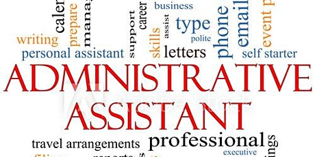 Administrative Assistant Statewide Virtual Hiring Event! tickets