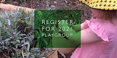 Playgroup at Minimbah 2021 tickets