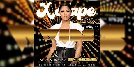 MONACO LOUNGE: XSCAPE WEDNESDAYS   FREE W/ RSVP   FREE BDAYS W/SECT & BTLE tickets
