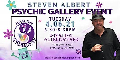Steven Albert: Psychic Gallery Event - Healthy Alternatives tickets