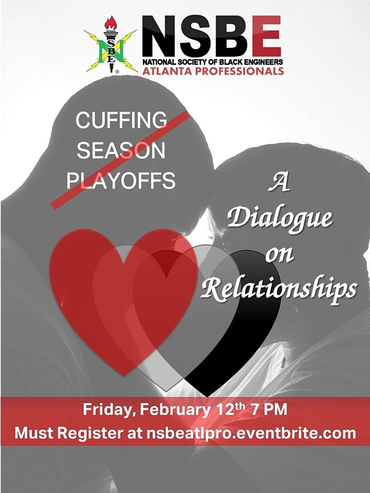 Dialogue on Relationships with NSBE Atlanta image