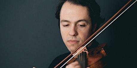 Edson Scheid: Violin Virtuosity Beyond Paganini (Fri, 7:30 PM ET) tickets