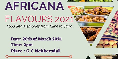 Africana Flavours 2021 tickets