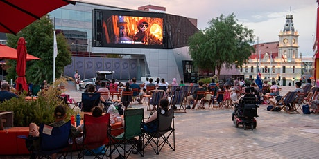 Greater Dandenong Open Air Movies - Harmony Square Dandenong tickets