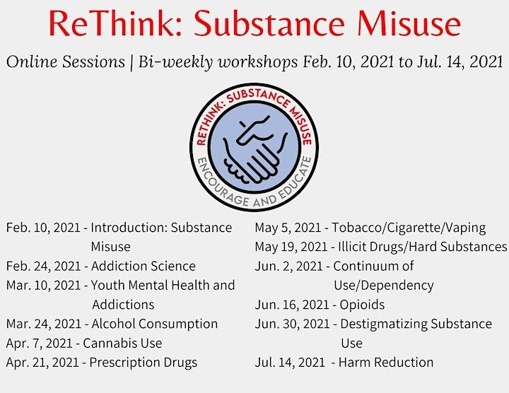 ReThink: Substance Misuse image