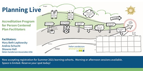 Planning Live - Accredited Facilitator Training Program Summer 2021 - AM tickets