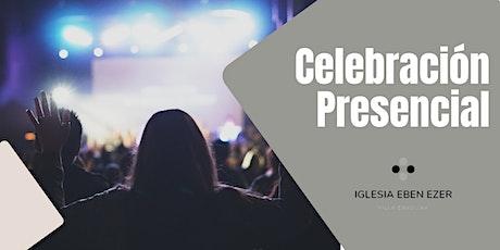 Celebración Presencial entradas
