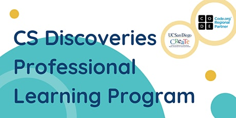 CS Discoveries Professional Learning Program tickets