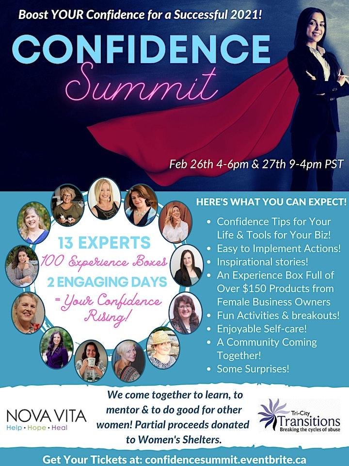 Confidence Summit image