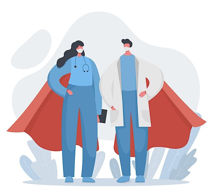 Image de PAUSE-SANTÉ pour les travailleurs de la santé