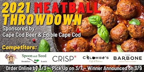 2021 Meatball Throwdown tickets