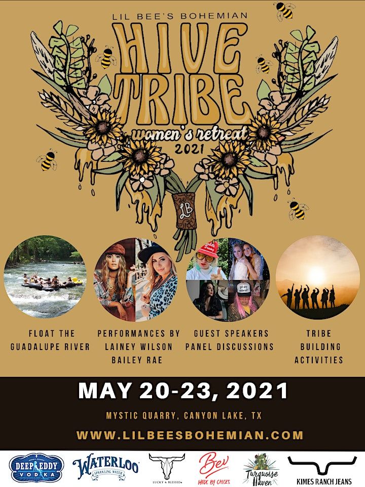 Lil Bee's Hive Tribe Women's Retreat 2021 image