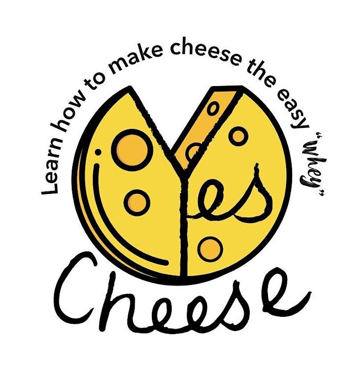 Artisan Cheese Making Workshop! image