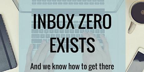Getting Your Inbox to Zero tickets
