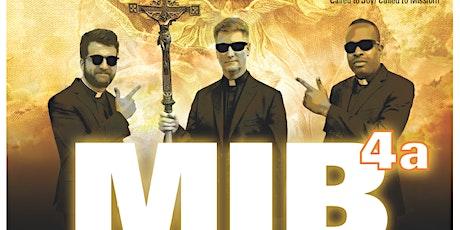 Men in Black 4A - Lenten Mission 2021 tickets