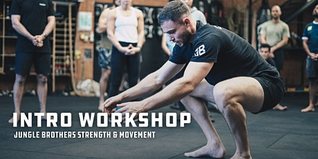 Jungle Brothers Intro Workshop (20th March) tickets