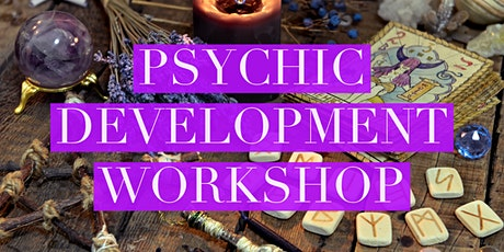 Psychic Development Workshop tickets