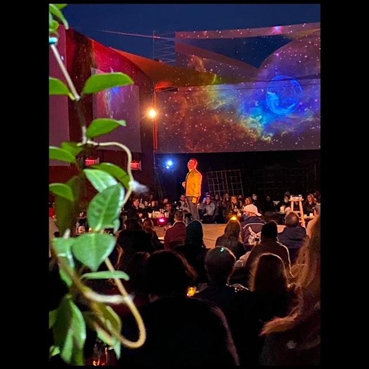 Craig Robinson Iliza Shlesinger  Pablo Francisco  Outdoor Show image