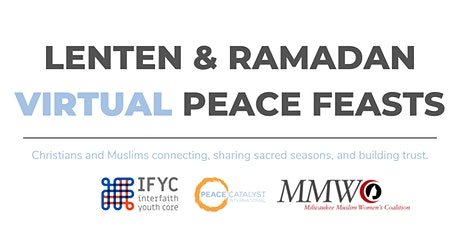 Virtual Ramadan Peace Feast (university students & young professionals) tickets