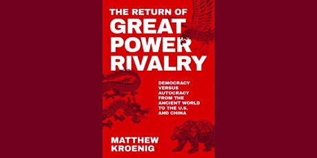 The Return of Great Power Rivalry tickets