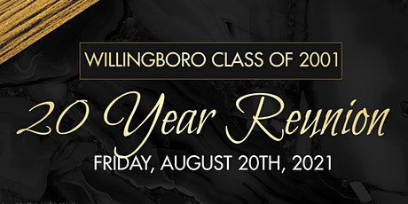 Willingboro High School Class of 2001: 20 Year Reunion tickets