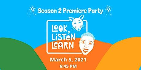 Season Two Premiere Party tickets