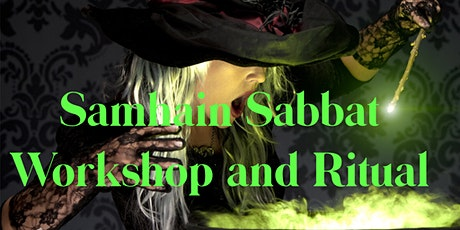 Samhain Sabbat Workshop and Ritual tickets
