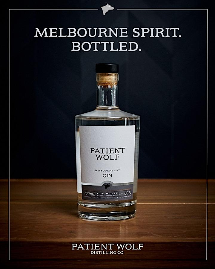 Patient Wolf Gin Master Class image