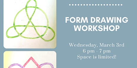 Form Drawing Workshop tickets
